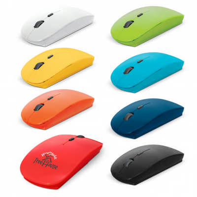Voyage Travel Mouse - (printed with 1 colour(s)) 116181_TRDZ