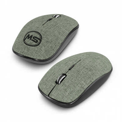 Greystone Wireless Travel Mouse - (printed with 1 colour(s)) 116767_TRDZ