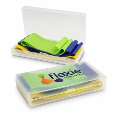Resistance Exercise Bands - (printed with 1 colour(s)) 116801_TRDZ