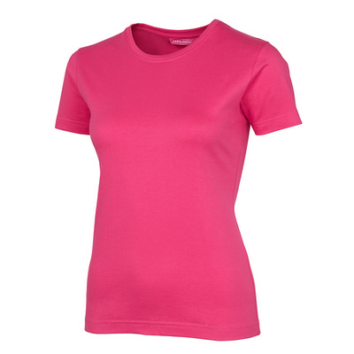 JBs Ladies Fitted Tee - Colours (1LHT-C_JBS)