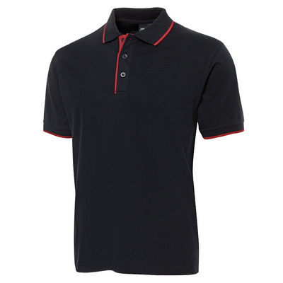 JBs Cotton Tipping Polo (2CT_JBS)