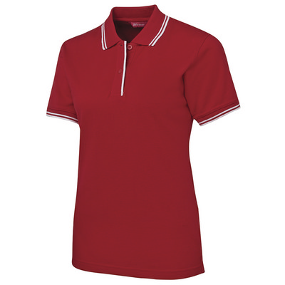JBs Ladies Contrast Polo (2LCP_JBS)