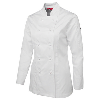 JBs Ladies L/S Chef`S Jacket (5CJ1_JBS)