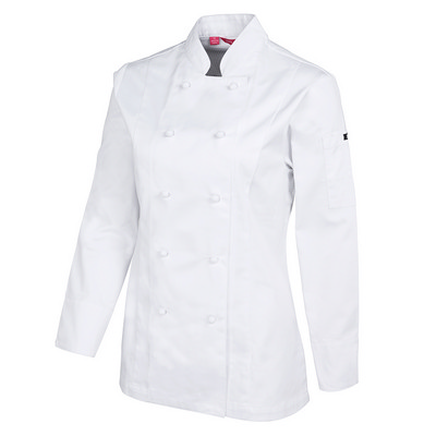 JBs Ladies L/S Vented Chefs (5CVL1_JBS)