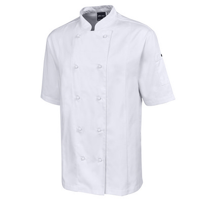 JBs  S/S Vented Chef`S Jacket (5CVS_JBS)