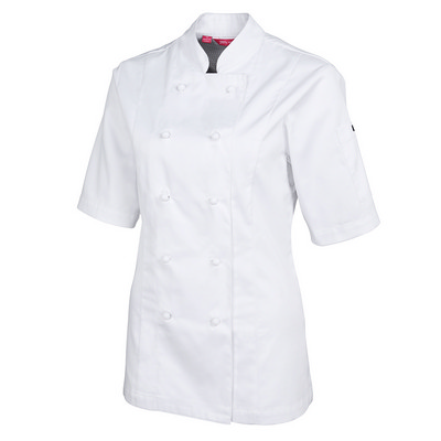 JBs Ladies S/S Vented Chefs (5CVS1_JBS)