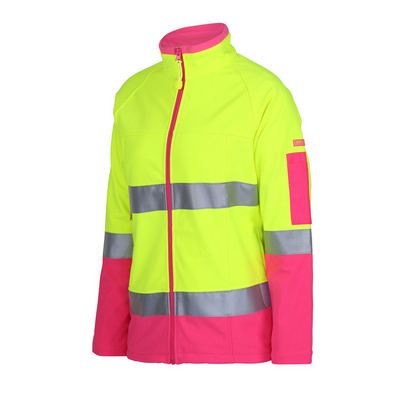 JBs Ladies Hv D+N Softshell Jkt 3M Tape (6D4J1_JBS)