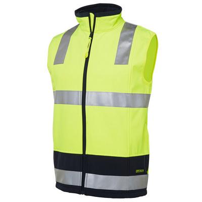 JBs Hi Vis (D+N) Layer Vest (6D4LK_JBS)