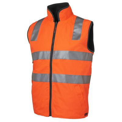 JBs Hi Vis (D+N) Reversible Vest (6D4RV_JBS)