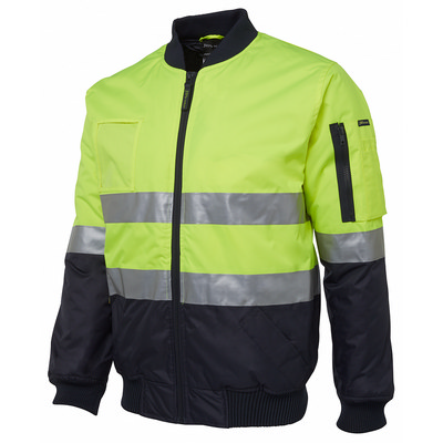 JBs Hi Vis (D+N) Flying Jacket (6DNFJ_JBS)