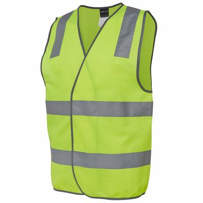 JBs Hi Vis (D+N) Safety Vest (6DNSV_JBS)