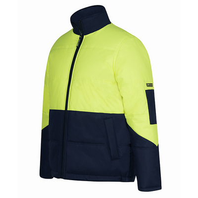 Jb/S Hi Vis Puffer Jacket (6HRPJ_JBS)
