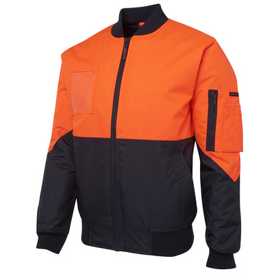 JBs Hi Vis Flying Jacket (6HVFJ_JBS)