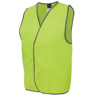 JBs Hi Vis Safety Vest (6HVSV_JBS)