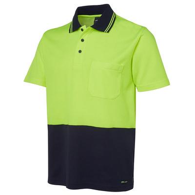 JBs Hv Non Cuff S/S Cotton Back Polo (6NCCS_JBS)