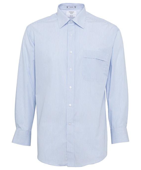 Van Heusen Long Sleeve Polyster Cotton Mens Business Shirt A108_VH