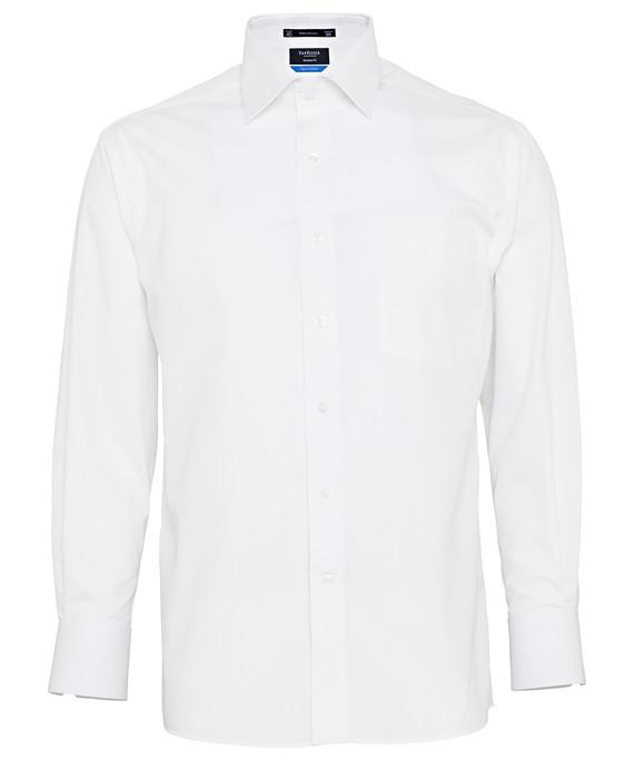 Van Heusen Long Sleeve Performa  Non - Iron Vapour Phase Mens Business Shirt       AEPL06_VH