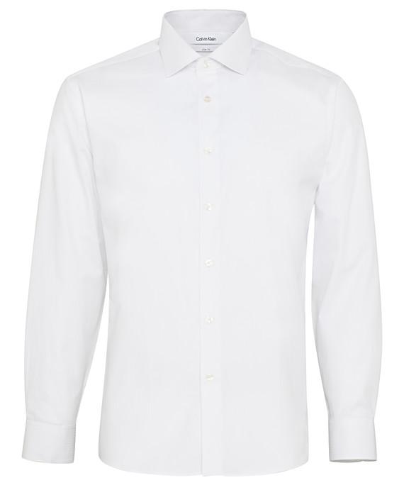 Calvin Klein Long Sleeve Mens Business Shirt CKA500_VH