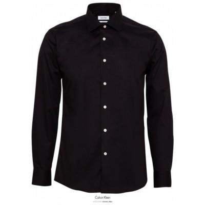 Calvin Klein Long Sleeve Mens Business Shirt CKA503_VH