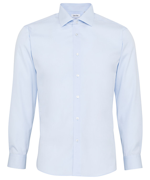 Calvin Klein Long Sleeve Mens Business Shirt CKA506_VH