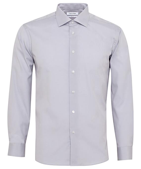 Calvin Klein Long Sleeve Mens Business Shirt CKA507_VH
