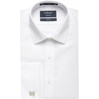 Van Heusen Long Sleeve All Cotton Mens Business Shirt E154_VH