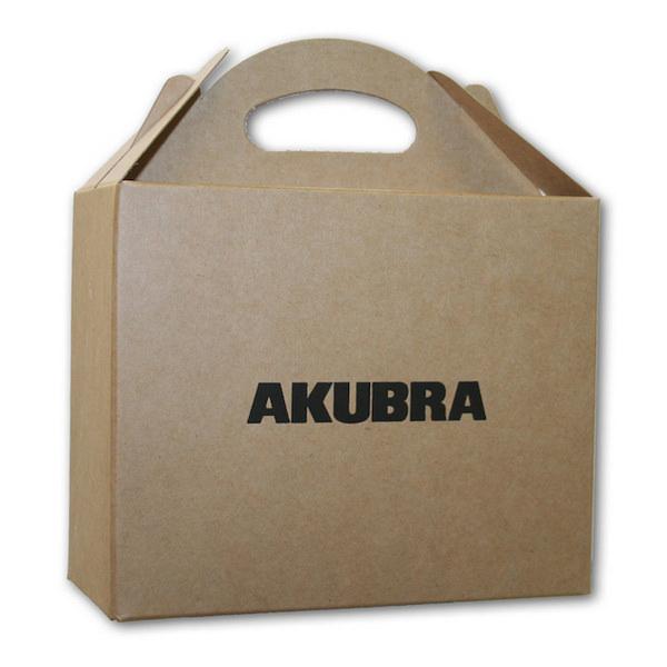 AKUBRA Cardboard Belt Accessory: BELT BOX -