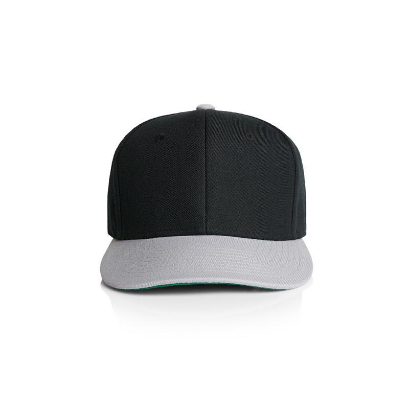AS Colour Clip Two-Tone Snapback Cap