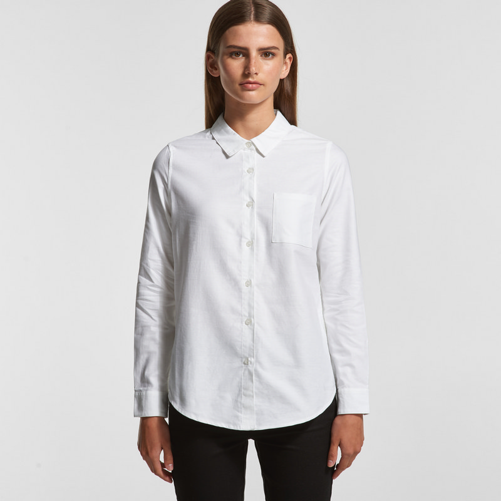 AS Colour Womens Oxford Shirt