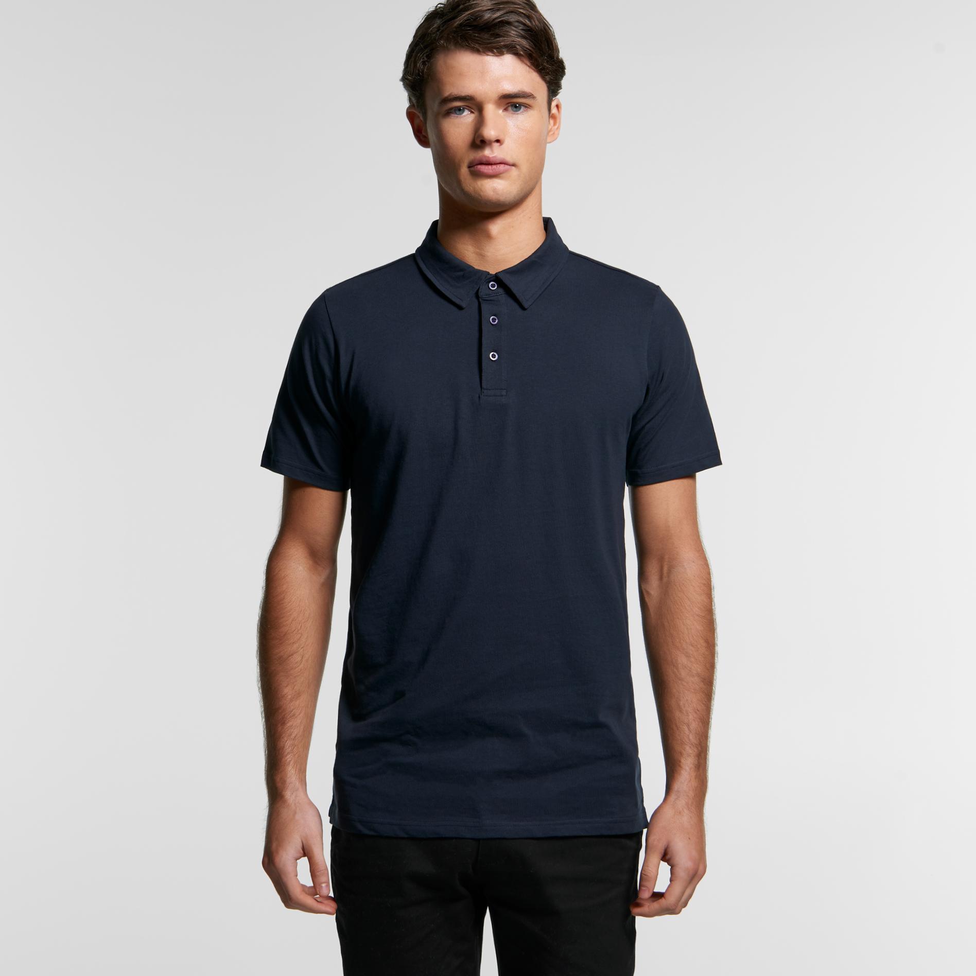 AS Colour Chad Polo Shirt