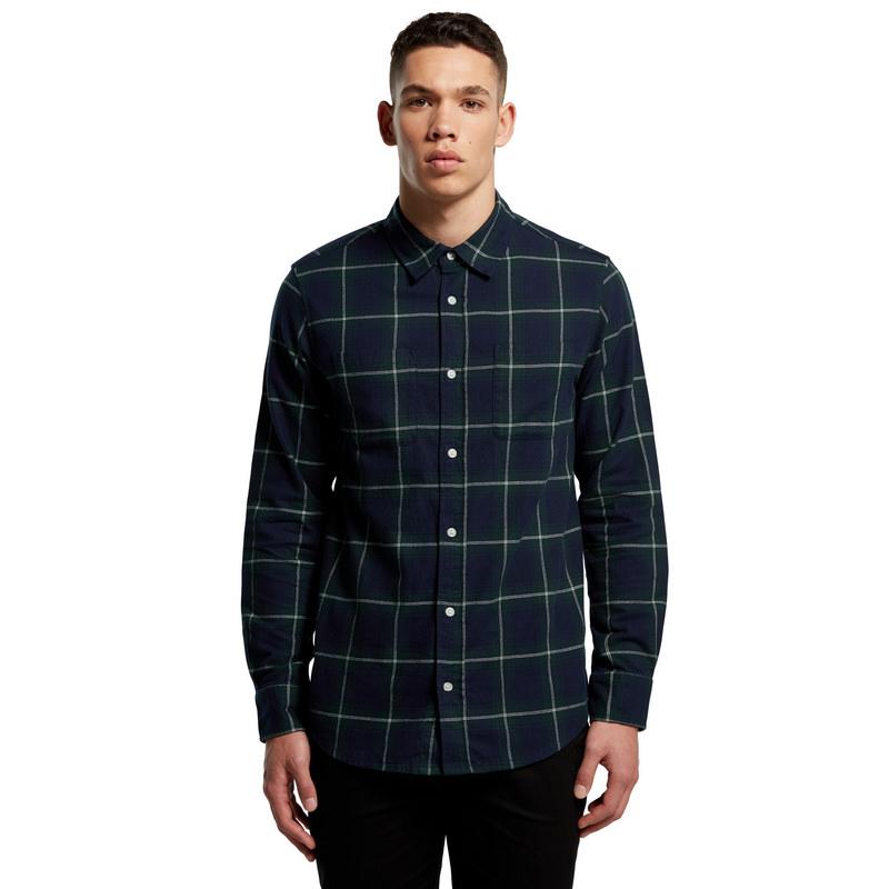AS Colour Plaid Shirt