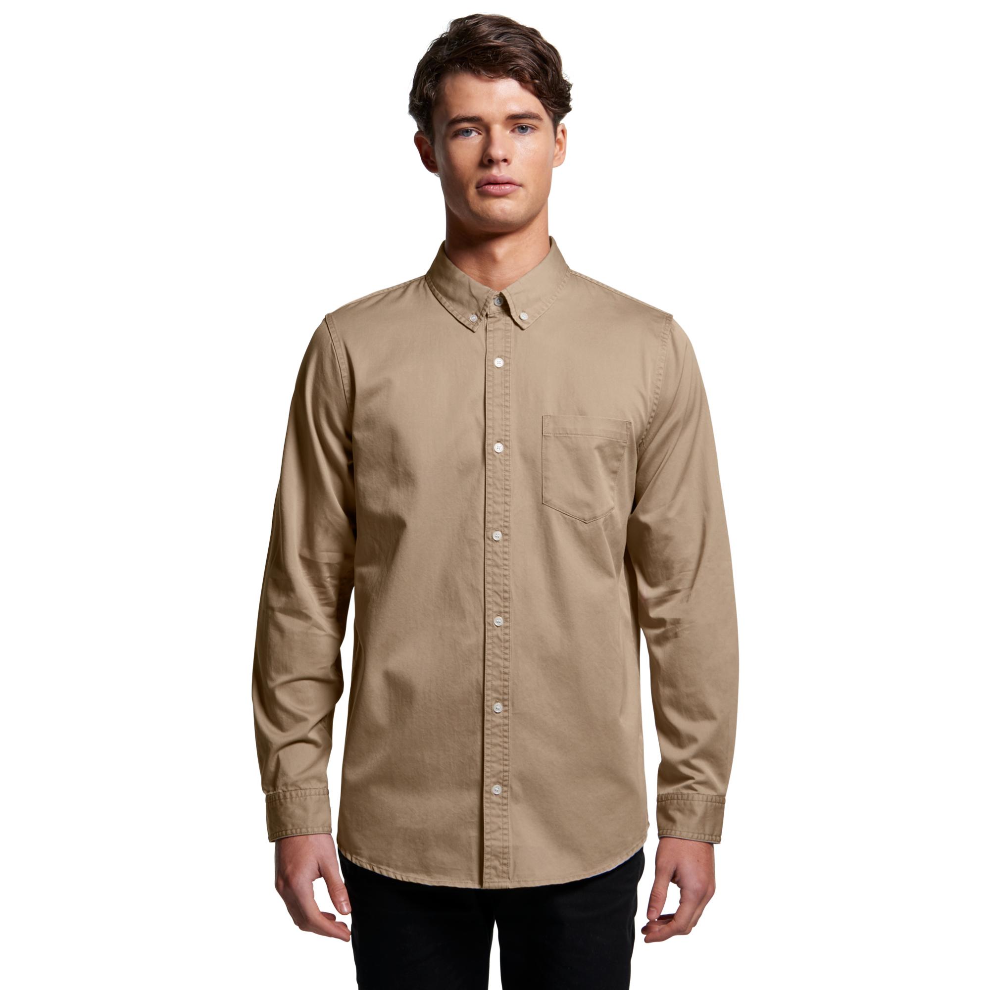 AS Colour Denim Wash Shirt