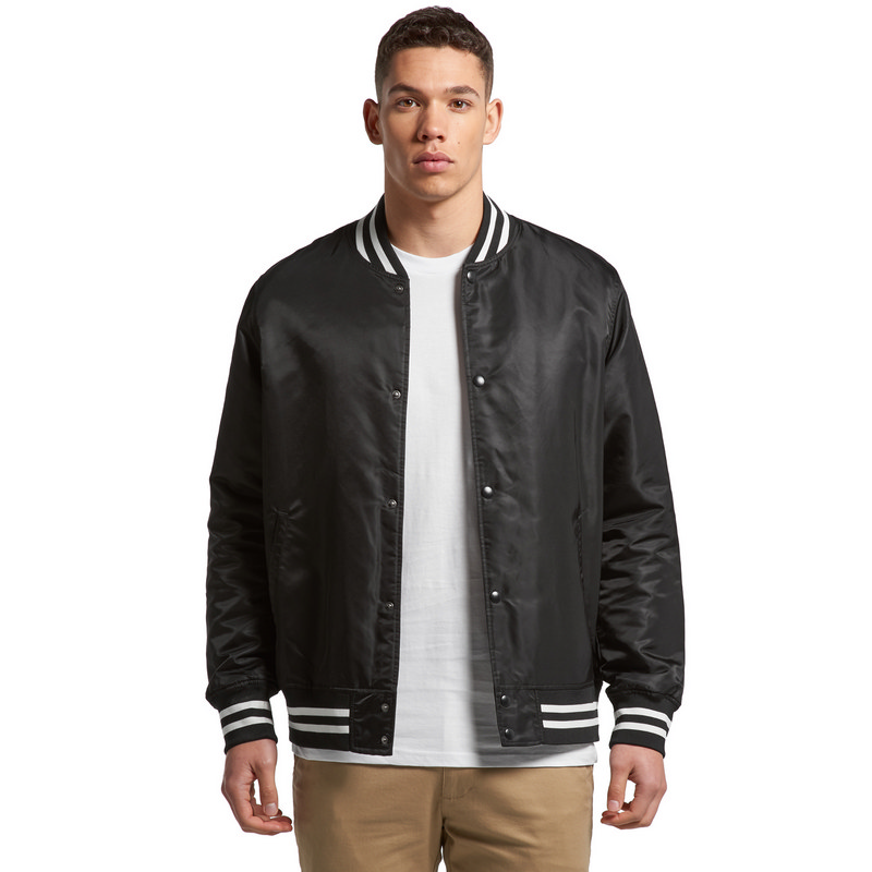 AS Colour College Bomber Jacket