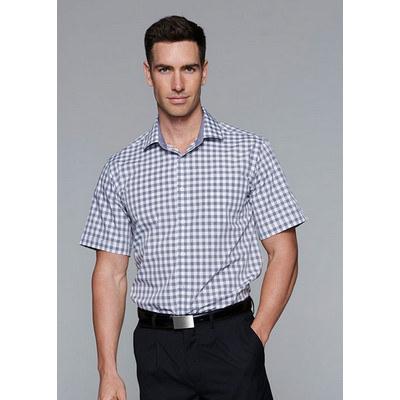 Aussie Pacific Mens Devonport Short Sleeve Shirt