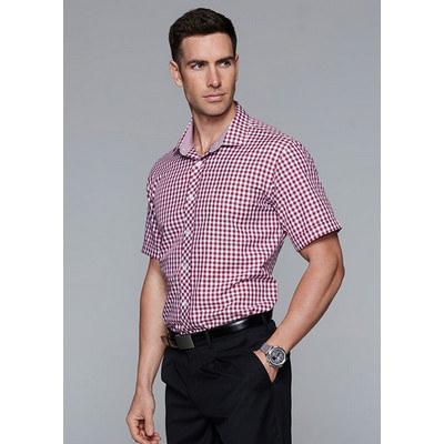 Aussie Pacific Mens Brighton Short Sleeve Shirt