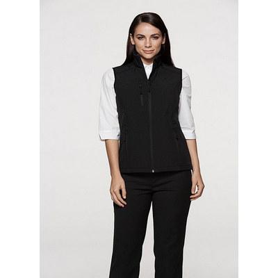 Aussie Pacific Ladies Olympus Soft-Shell Vest