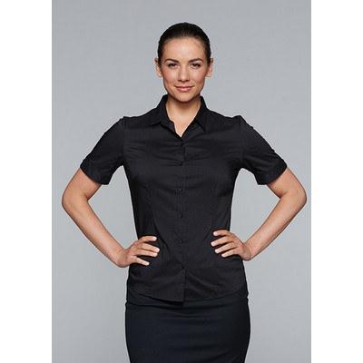 Aussie Pacific Ladies Mosman Stretch Short Sleeve