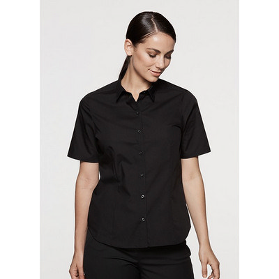 Aussie Pacific Ladies Kingswood Short Sleeve Shirt