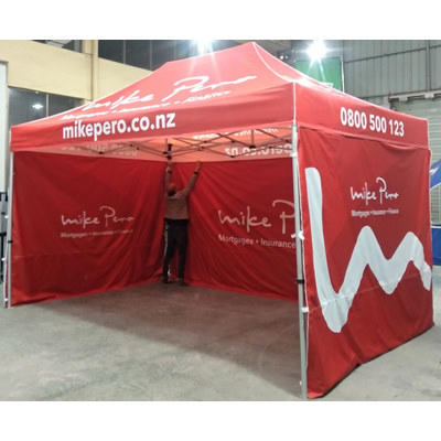 Marquee Walls Double Sided Printed Wall - 4500 x 2