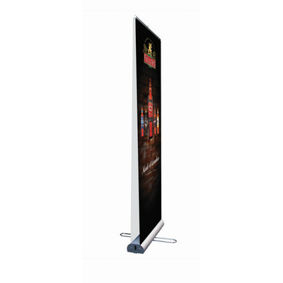 Double Sided Light Weight Pull Up Banner 1000mm x
