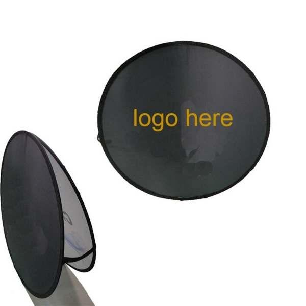 Round Pop Up Banner 1200mm Diameter
