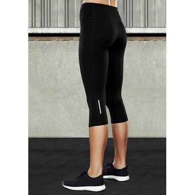 Ladies Flex 3/4 Leggings