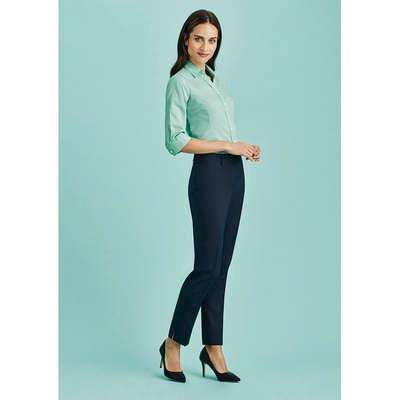 Womens Slim Leg Pant