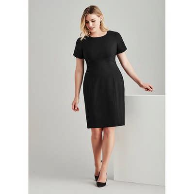 Womens Short Sleeve Dress