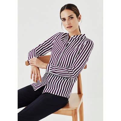 Womens Verona Long Sleeve Blouse