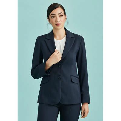 Womens Longline Jacket