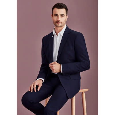 Mens City Fit Two Button Jacket