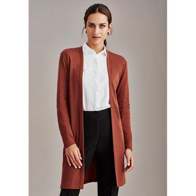 Womens Chelsea Long Line Cardigan