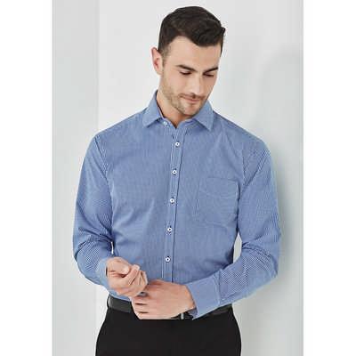 Mens Newport Long Sleeve Shirt