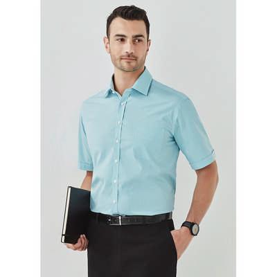 Mens Newport Short Sleeve Shirt